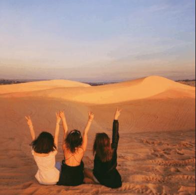 Địa điểm sống ảo cực đẹp ở Phan Thiết