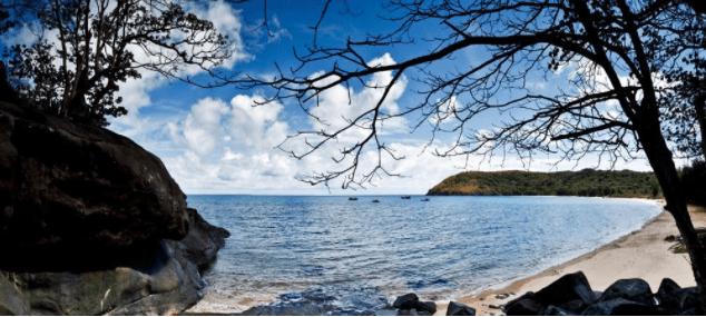 Bãi Đầm Trầu - bãi biển đẹp nhất Côn Đảo
