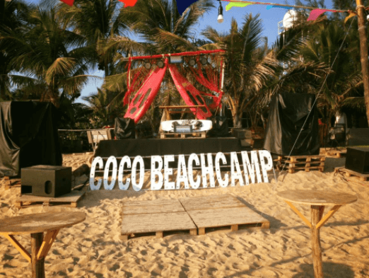 Coco Beach Camp - resort cắm trại cao cấp