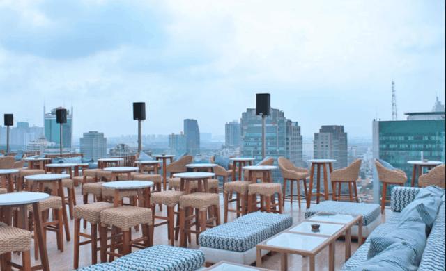 Địa điểm tuyệt vời để ngắm toàn cảnh Sài Gòn