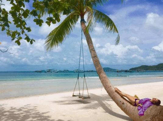 Bãi biển Cây Dừa