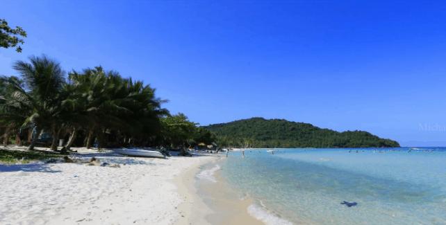 Bãi biển Cửa Cạn Phú Quốc
