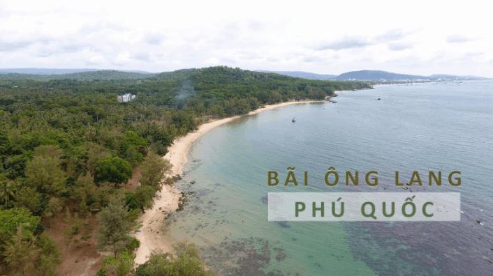 Bãi Ông Lang - Phú Quốc