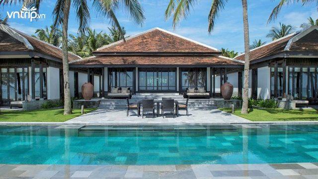 Four Seasons The Nam Hai Resort - khu resort đẳng cấp 5 sao