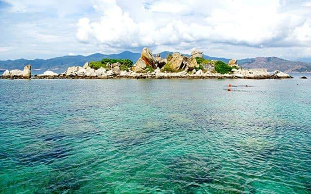 Đảo Bình Ba (Ảnh ST)