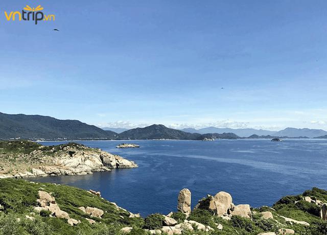 Vịnh biển tuyệt đẹp - Cam Ranh (Ảnh ST)