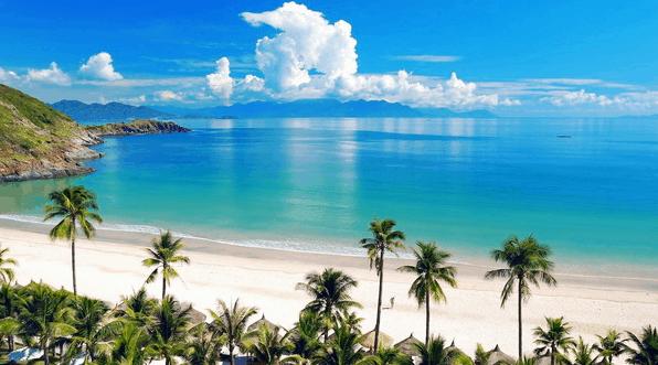 Cảnh đẹp Hồ Tràm