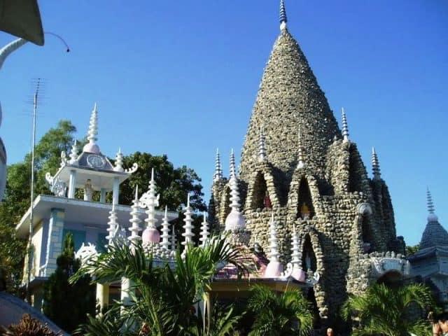 Chùa Ốc ngôi chùa có kiến trúc độc đáo (Ảnh ST)