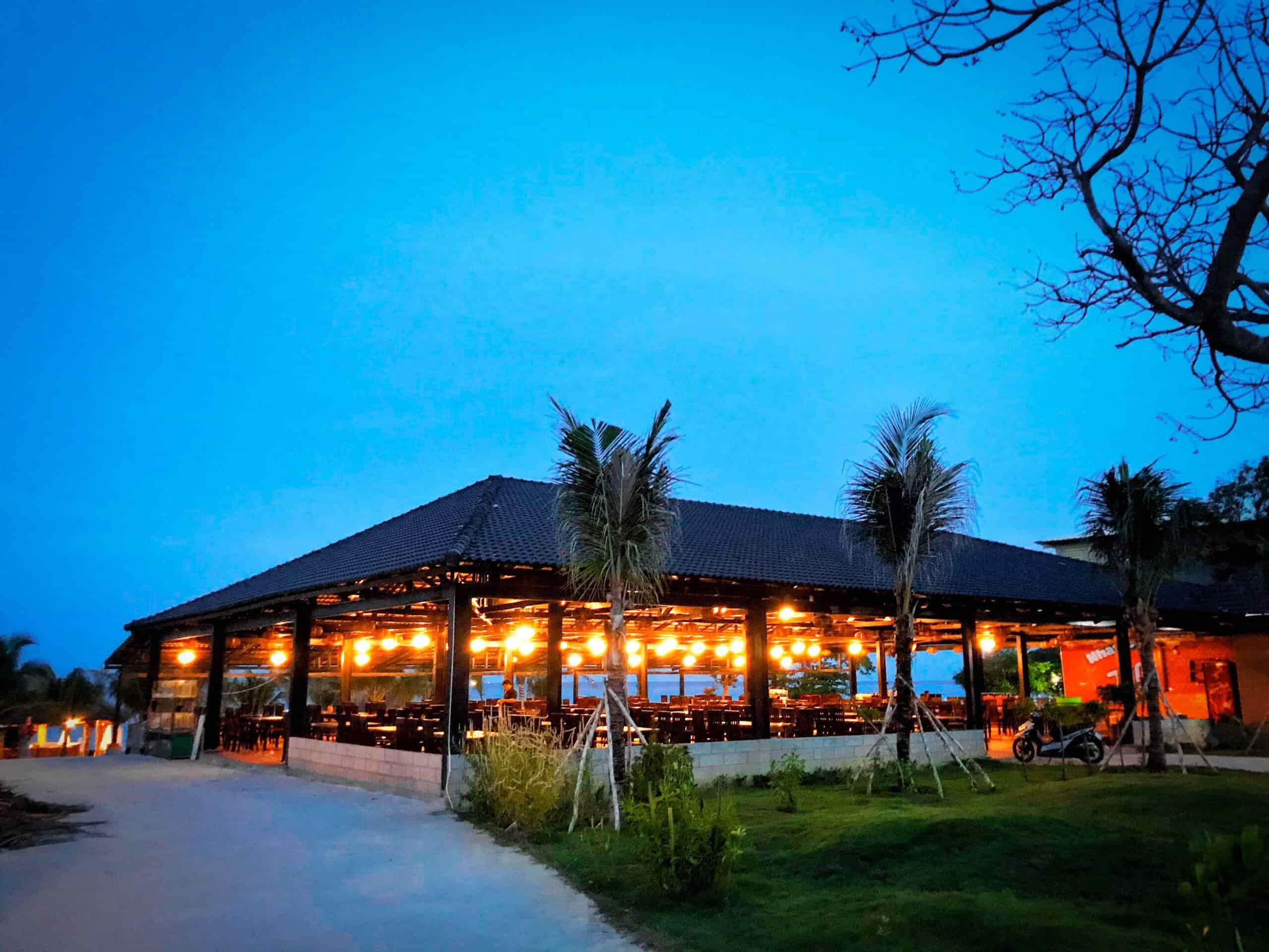 Nhà hàng Chez Dugong