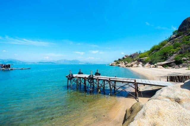 Đảo Robinson được mệnh danh là 1 trong những Maldives Việt Nam (Ảnh ST)