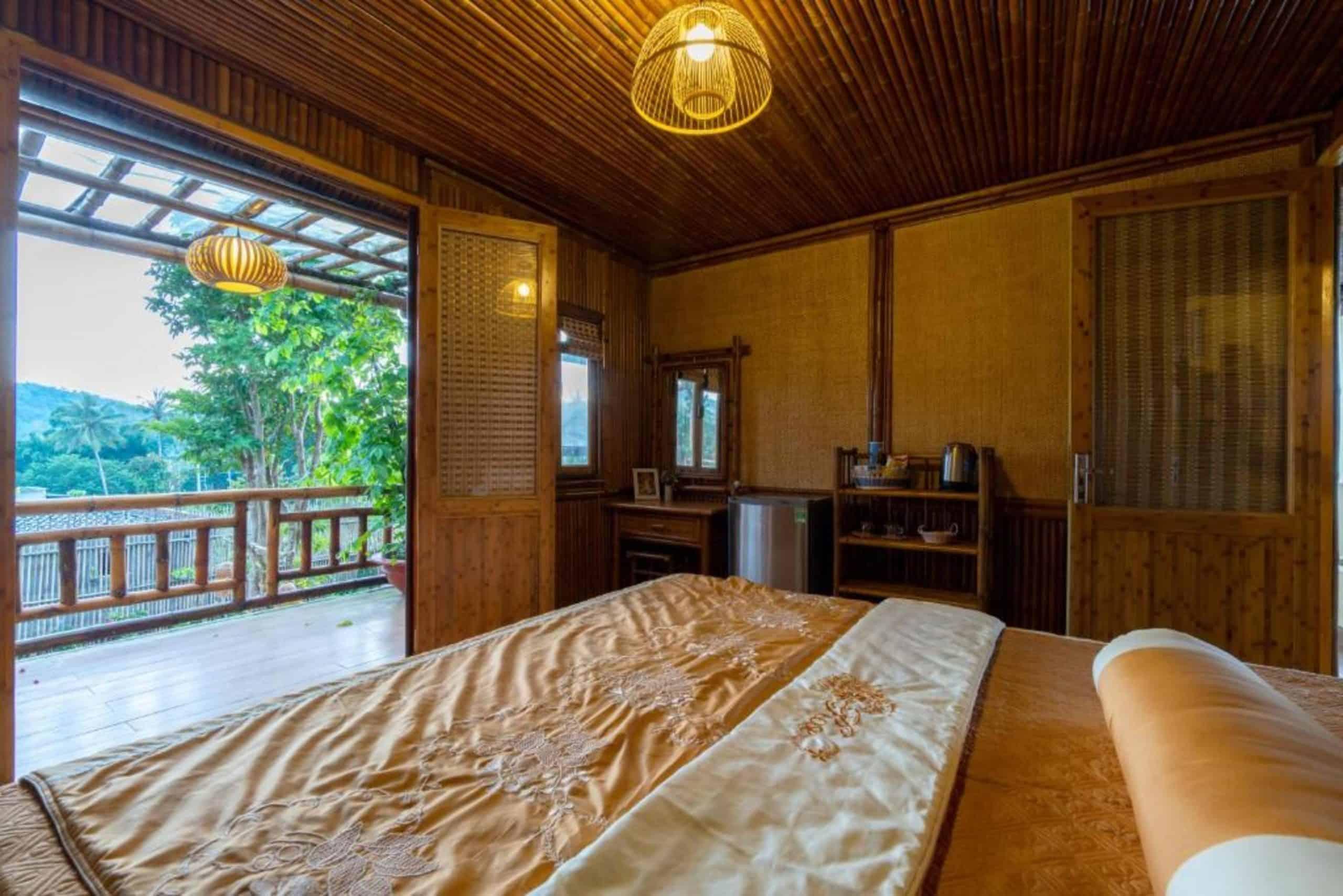bamboo gành gió