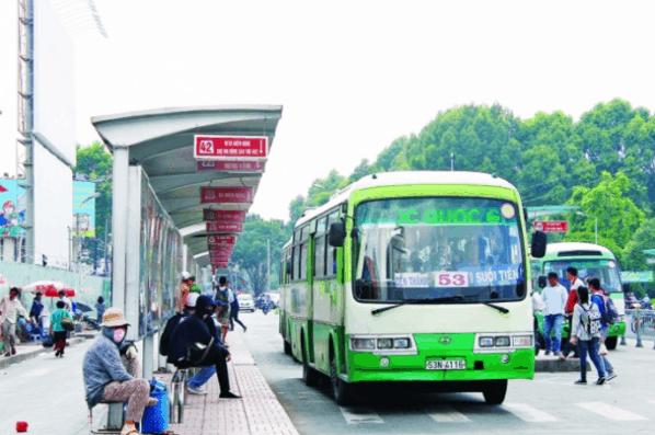 Đi văn miếu Trấn Biên bằng xe buýt