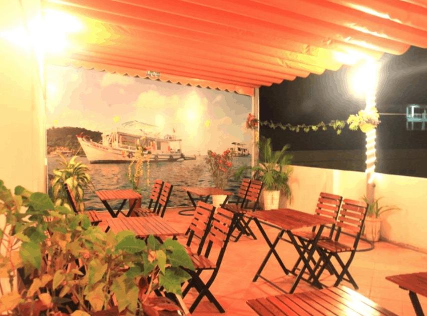 Không gian thư giãn tại khách sạn Thiên Phú Nghĩa