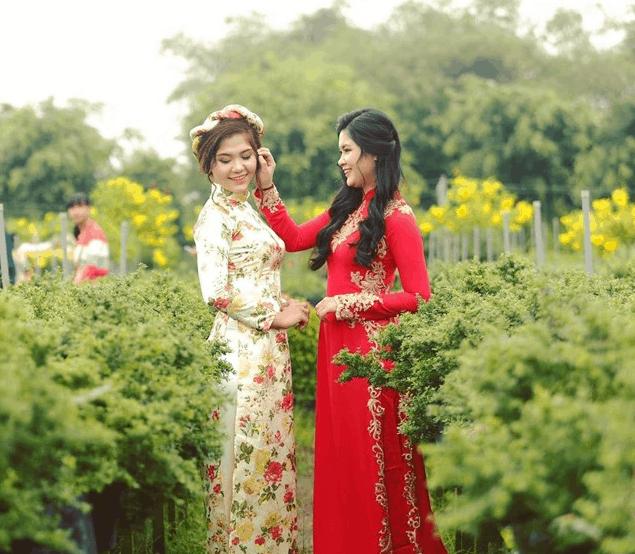 Du xuân sớm tại làng hoa Sa Đéc