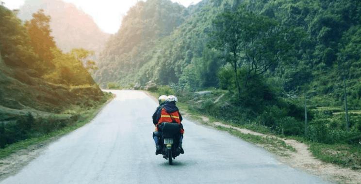 Hành trình đi phượt núi Chứa Chan