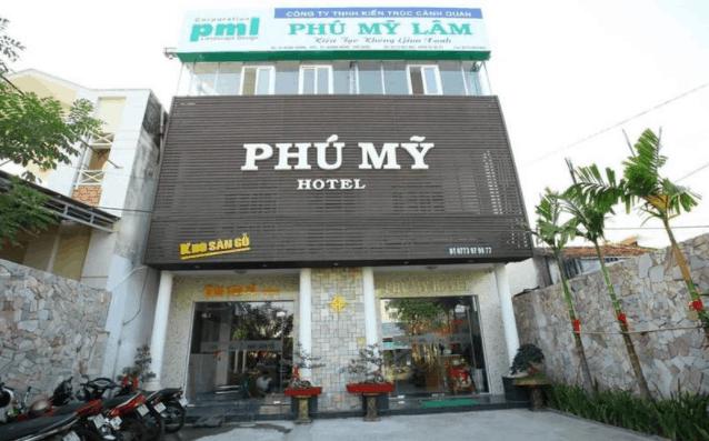 Hình ảnh khách sạn Phú Mỹ ở Phú Quốc
