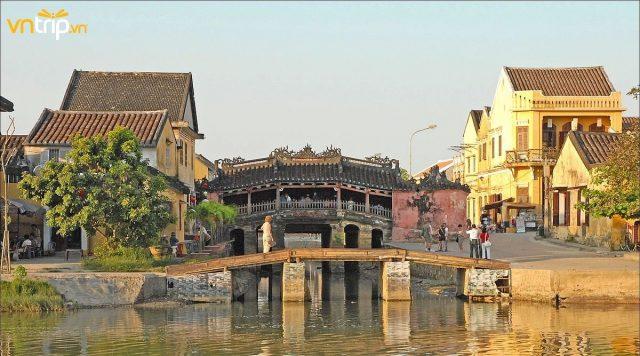 Chùa Cầu Hội An - nét kiến trúc đậm chất phố cổ (Ảnh: Sưu tầm)