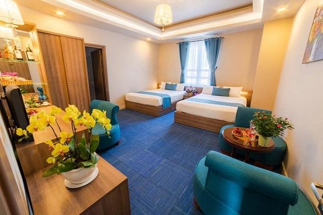 Rum vàng II Hotel Đà Lạt