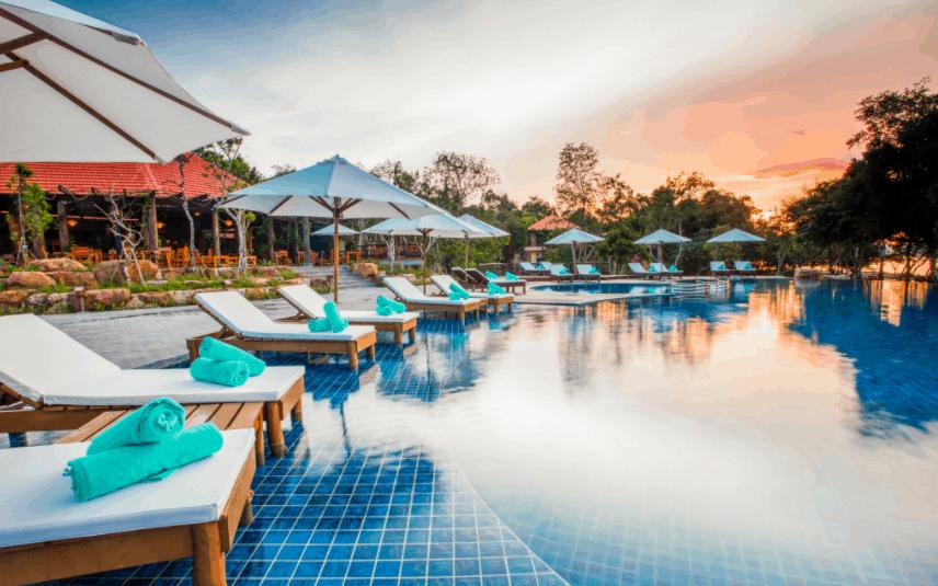 Khu nghỉ dưỡng Green Bay Phu Quoc