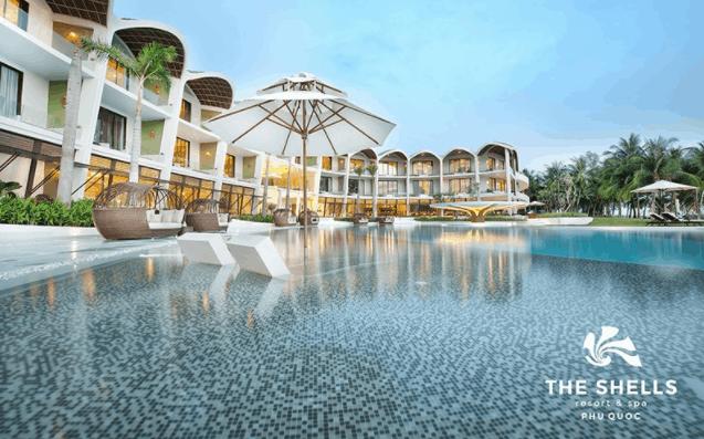 Khu nghỉ dưỡng The Shells Resort & Spa Phu Quoc