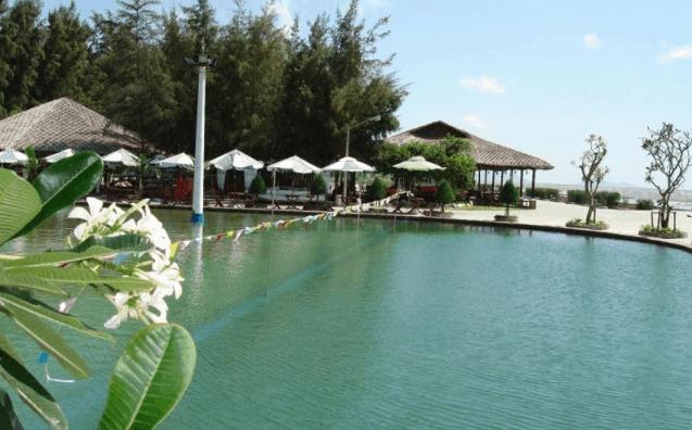 Khu nghỉ ngơi Cần Giờ Resort