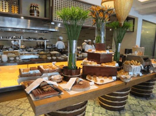 Khu nhà hàng tại Salinda Resort Phu Quoc