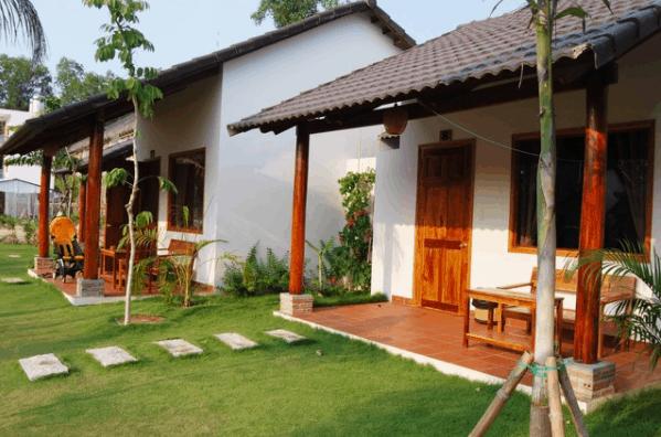 Khu nhà nghỉ tại khách sạn La Casa Phú Quốc