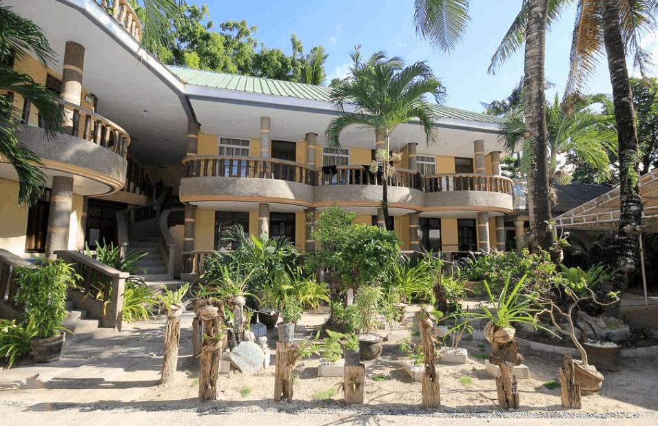 Khu phòng nghỉ tại Bamboo Cottages Phu Quoc