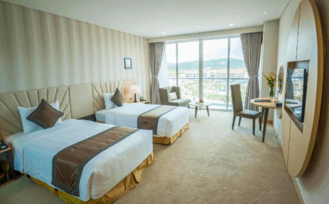Các phòng nghỉ tại Mường Thanh có view đẹp