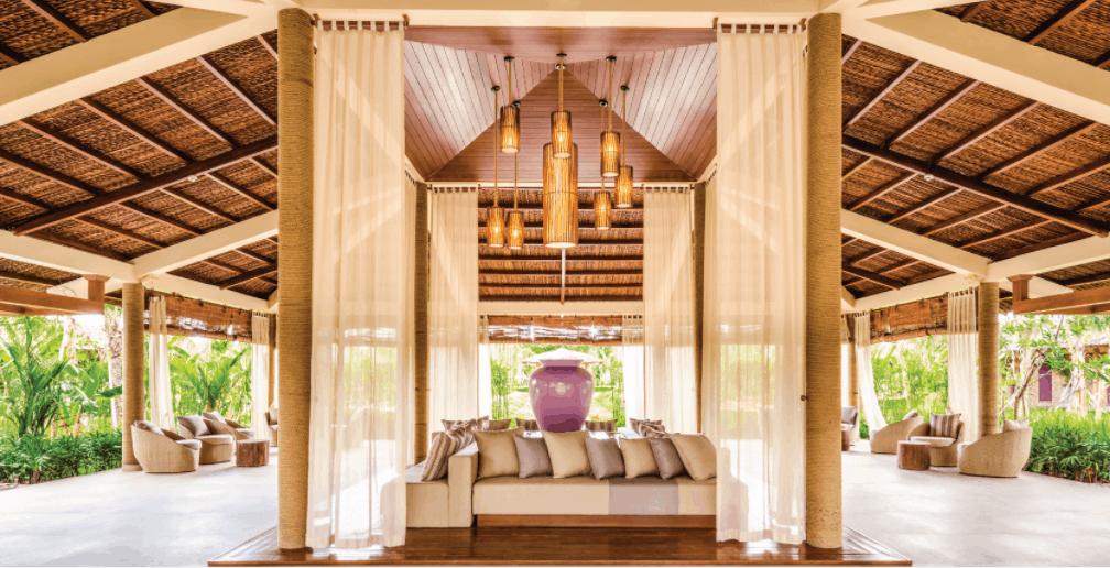 Khu Maia Spa cao cấp tại Fusion Resort Phu Quoc