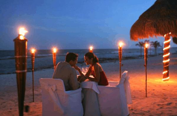 Khung cảnh lãng mạng dành cho các cặp đôi khi tới Phú Quốc