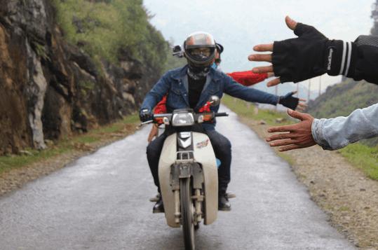 Đi tới Phú Quốc bằng xe máy