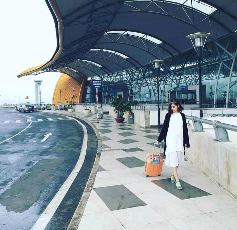 Sân bay Liên Khương cách trung tâm thành phố 30 km. Ảnh: ST