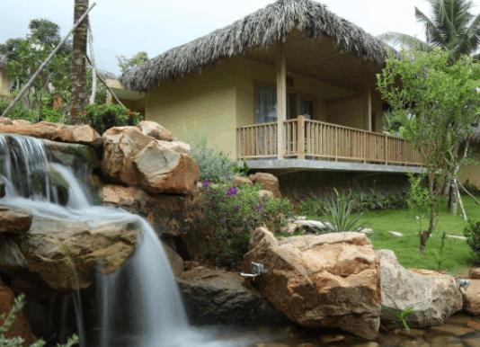 Lahana Resort có lối thiết kế lấy thiên nhiên làm chủ đạo