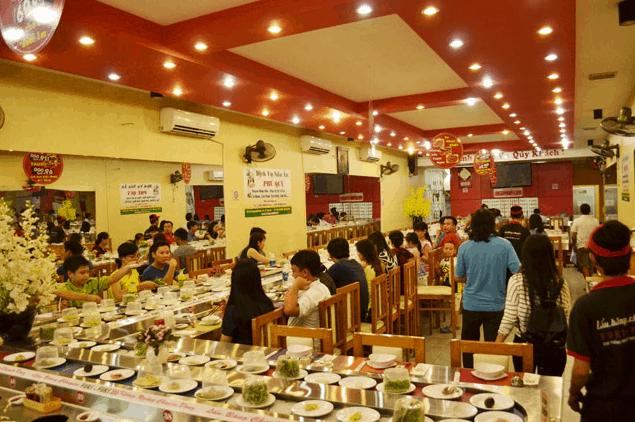 Trải nghiệm phong cách ăn lẩu mới tại FuKi-FuKi