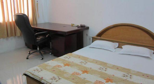 Phòng nghỉ được trang bị đầy đủ tiện nghi (Ảnh ST)