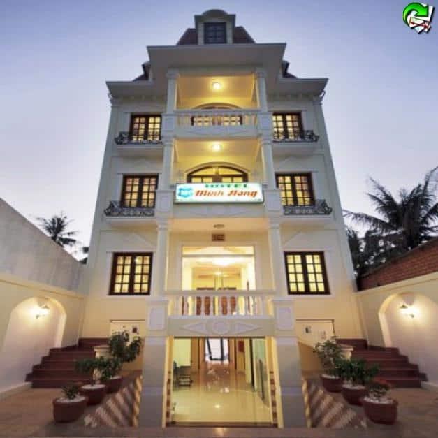 Nhà nghỉ Minh Hồng Phú Quốc (Ảnh ST)