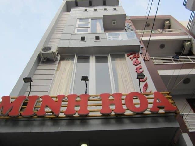 Nhà nghỉ Minh Hoa (Ảnh ST)