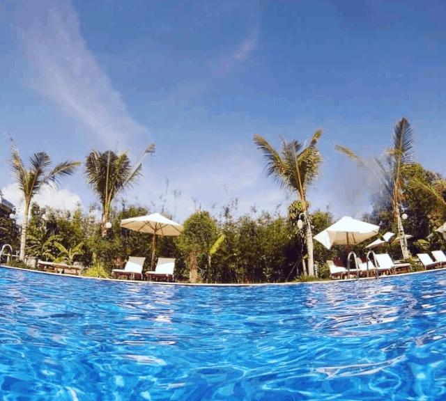 Một góc nhỏ tại White Lotus Resort
