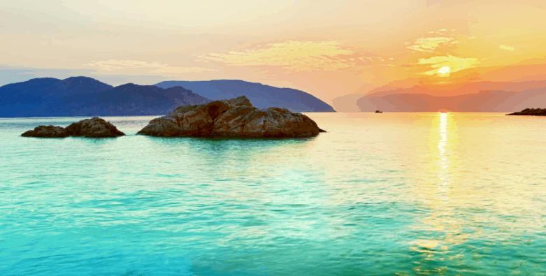 Ngắm bình lãng mạng tại Côn Đảo