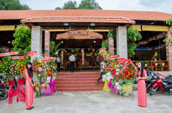 Nhà hàng Thiên Thanh Phú Quốc