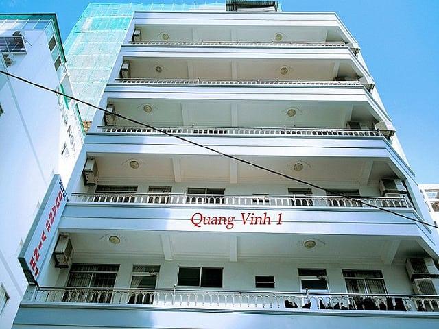 Nhà nghỉ Quang Vinh (Ảnh ST)