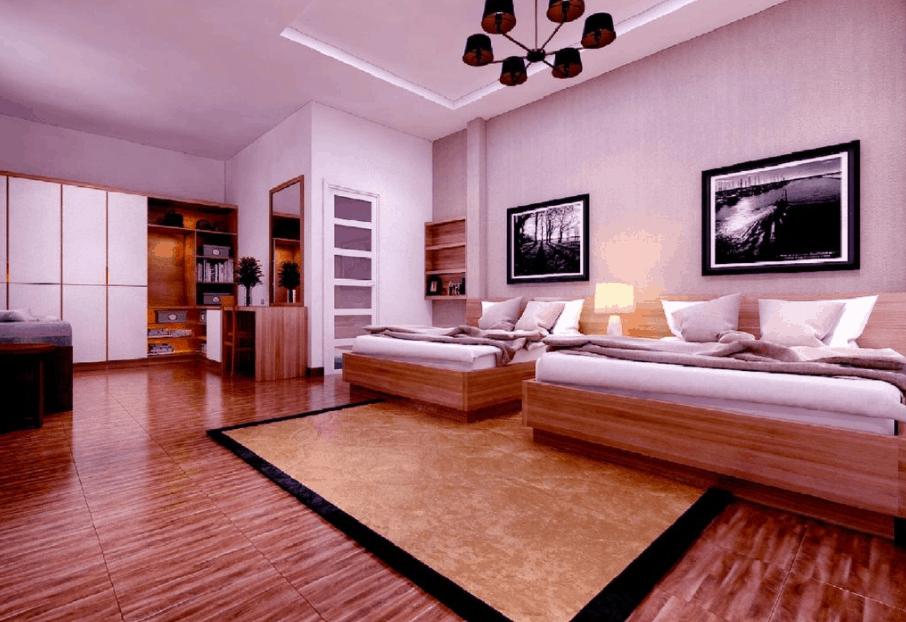 Phòng nghỉ cao cấp tại Camellia Resort & Spa