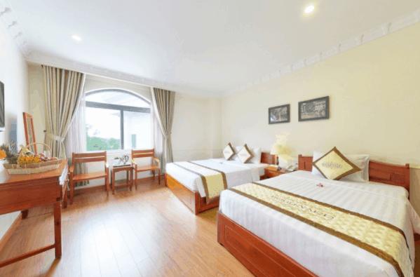 Phòng nghỉ cao cấp tại Phú Quốc Boulevard