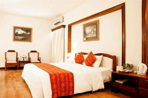 Phòng nghỉ cao cấp tại Phương Đông Hotel