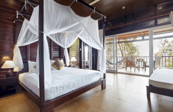 Phòng nghỉ cao cấp tại Sea Sense Resort