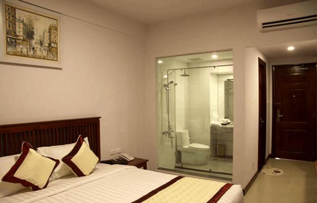 Phòng nghỉ tại Praha Phú Quốc