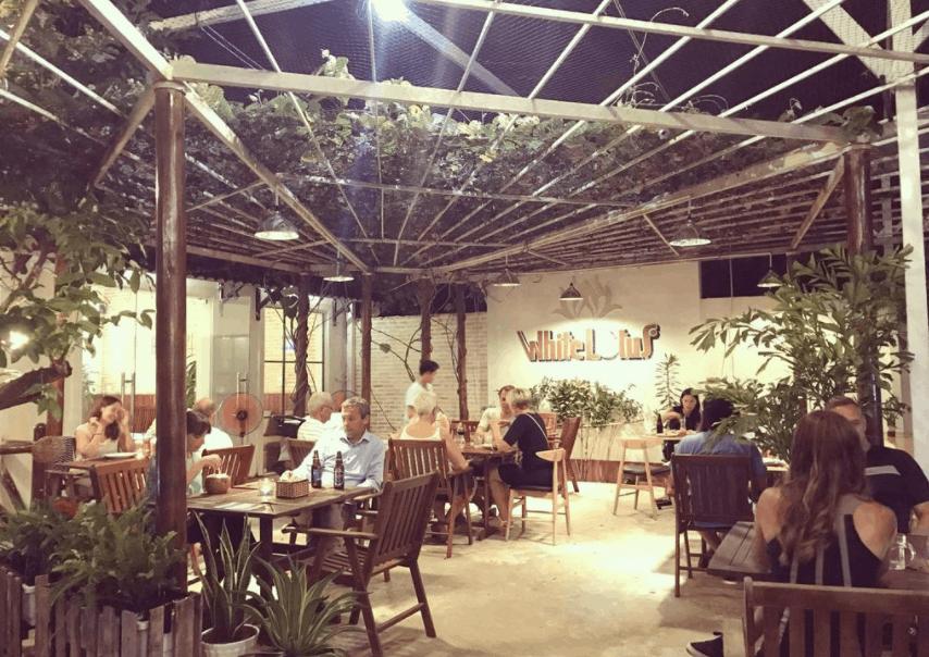 Quán bar tại White Lotus Resort Phu Quoc