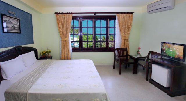 Quân Sơn 2 là một trong những nhà nghỉ Nha Trang gần biển (Ảnh ST)