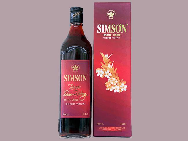 Rượu sim rừng - Đặc sản Phú Quốc